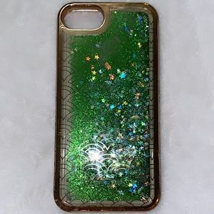 Victoria secret Christmas iPhone 7-6 phone case.